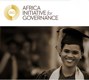 Apply for Africa Initiative for Governance (AIG) 2021/22 Scholarships